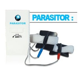 Parasitor : kit électrodes + câbles
