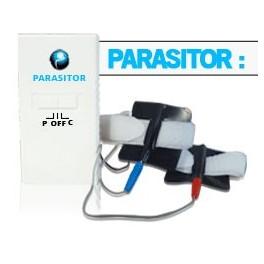 Parasitor : électrodes